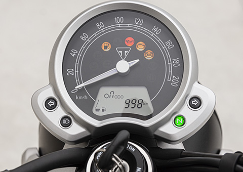 Evitez les motos trop fortement kilométrées